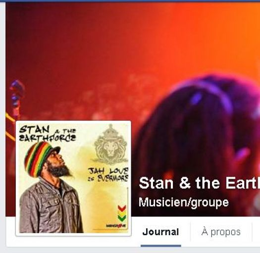 Stan &The Earth Force FB